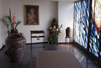 19_Die ehemalige Taufkapelle - heute Meditationsraum - vor dem Umbau der Pfarrkirche