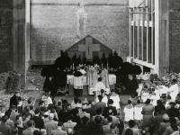 04_Amtseinführung von Pfarrer Lutz 23.5.1954