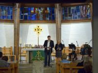 Ökumenischer Gottesdienst am 13.10.2019: ULF, St. Barbara, Martin Luther Kirche - Ansprache