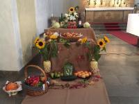 Erntedank St. Barbara 2019
