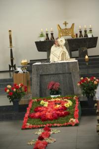 Fronleichnam St. Nikolaus 2021 ©R. Kies